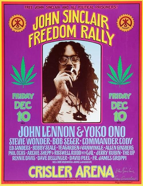 John Sinclair Freedom 1970