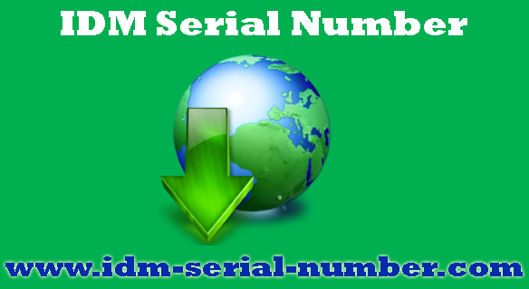 serial number idm 618 build 10