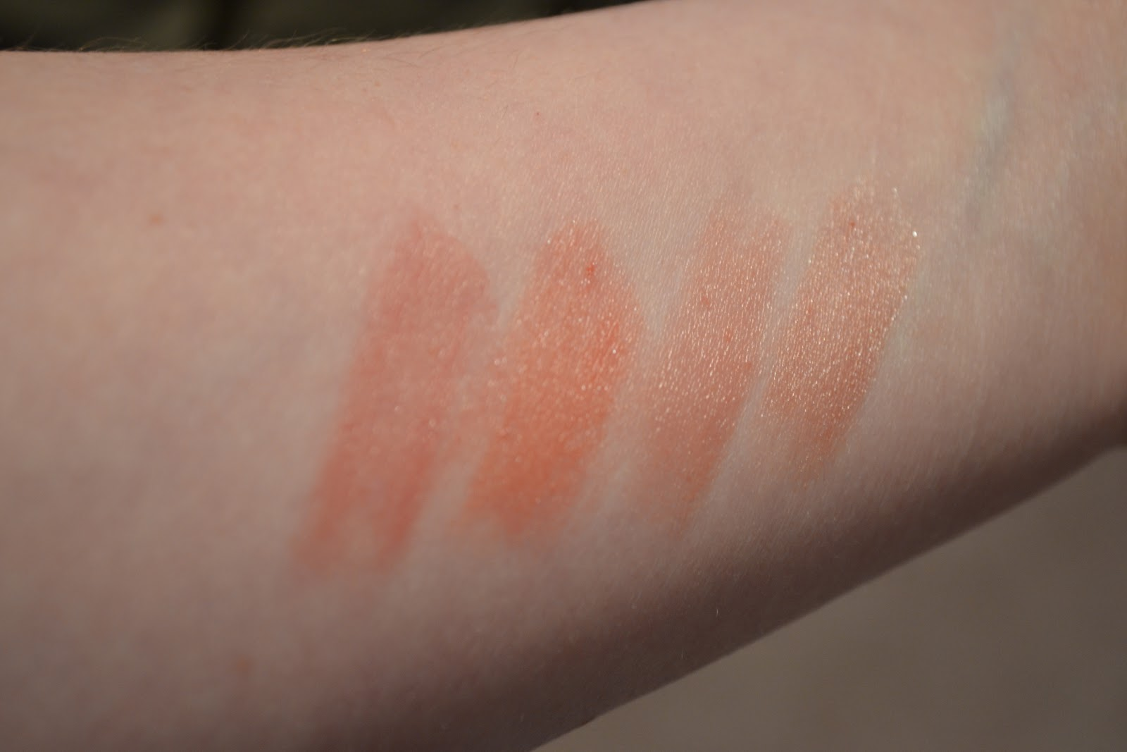 Nars sexual healing lipstick swatch
