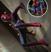 Amazing Spider-man 2 Costume Image