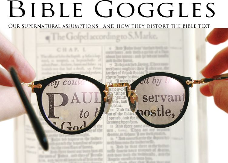 Bible Goggles