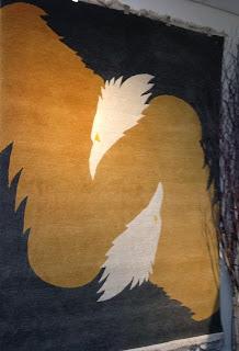 Eagle Rug at Minnesota Textile Center