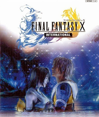 Final Fantasy X: International PC Cover