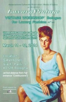 NEXT LUXURY VINTAGE EVENT !!