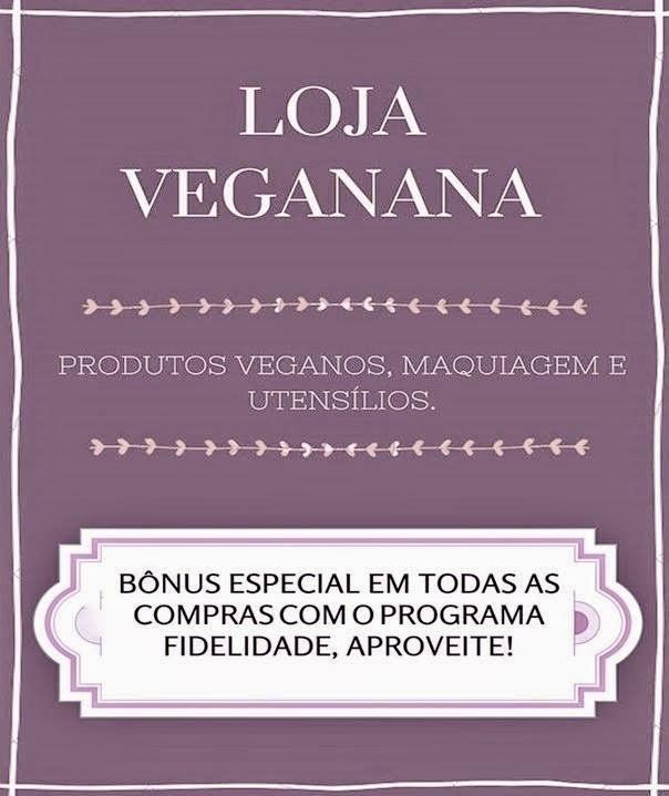 BRASIL: Loja Veganana!