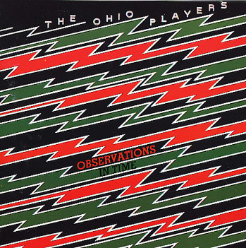 Ohio Players - Observations in Time album cover
