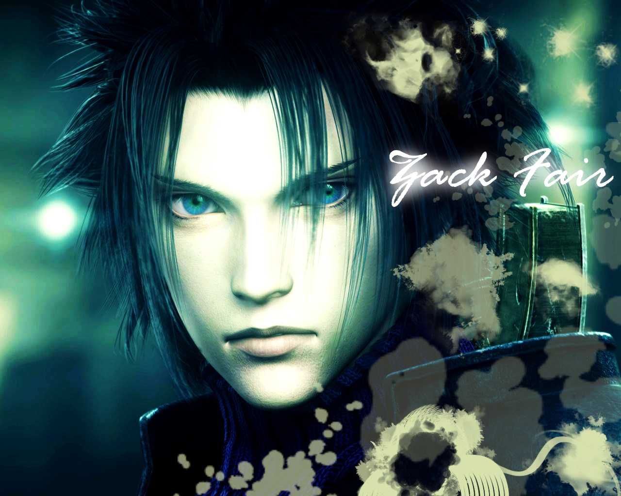 vincent cloud played crisis core wishy washy zack fair noctis