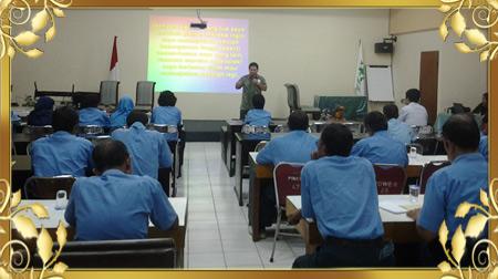 seminar toserba Elektrik di PT. Argo Pantes Jakarta