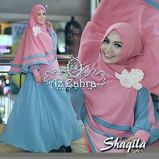 Model Gamis Syar i untuk pesta