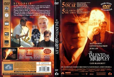El Talento de Mr. Ripley [1999] Dual Español e Inglés