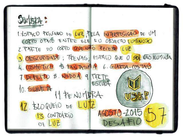DESAFIO USkP 57 - Agosto 2015 - Sombra