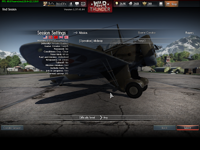 War Thunder - Custom Battles