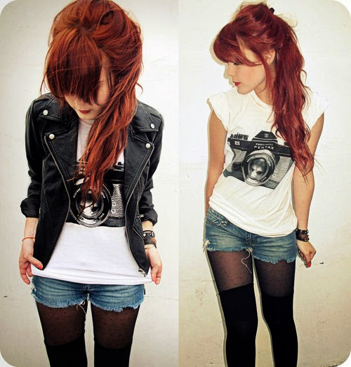 Hipster Hairstyles Tumblr For Girls
