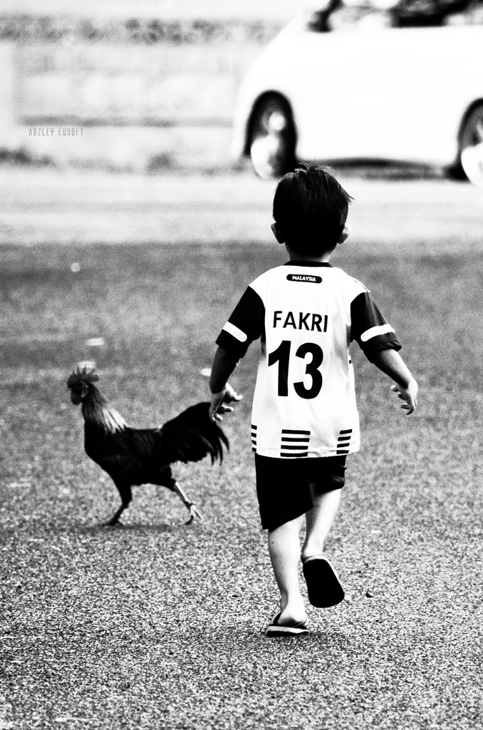 No Football, Go For Chickenball   05/02/2013 by Adzley Eusoft Online Photo Exhibition Онлайн Фотовыставка