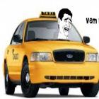 Uma vez um taxista me contou que pegava 3 minas diferentes por dia no táxi dele porque vadias adoram taxistas.