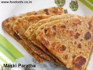 Paratha recipe,Indian Flat Bread.