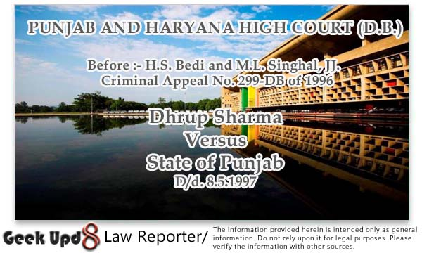Rape on a minor girl aged 12/14 years, Testimony of victim should not be viewed with doubt or disbelief  - Punjab and Haryana High Court