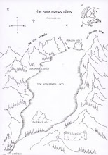 Map of the Sorcerers Glen