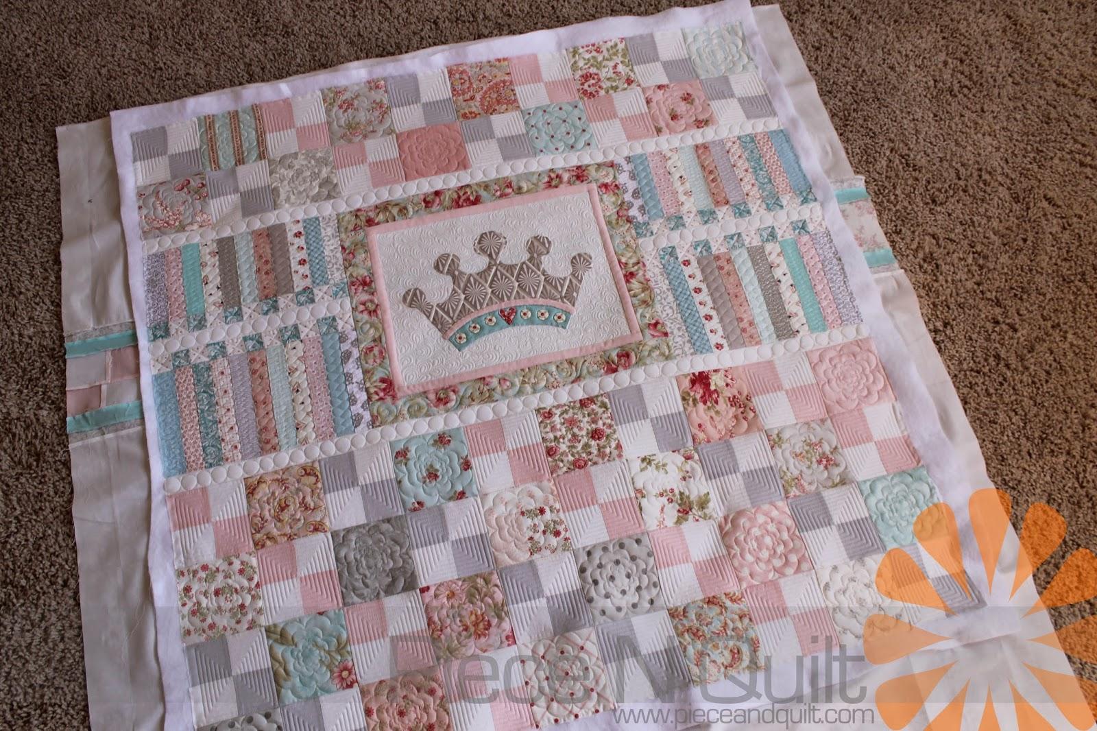 piece n quilt shabby chic meets geometric quilting custom machine rh pieceandquilt com shabby chic baby rag quilt