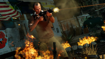 Grand Theft Auto V + RELOADED SS 2