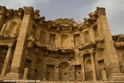 Jerash - Viaje a Jordania