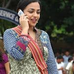 Nithya Menon in Churidar @ Ishq Movie  Pics