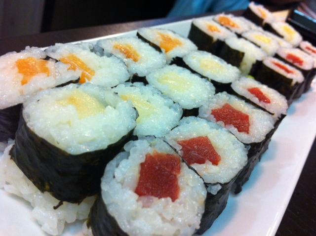 Kaisen sushi Bar Oviedo