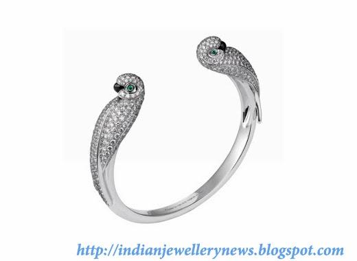 Parrot bracelet