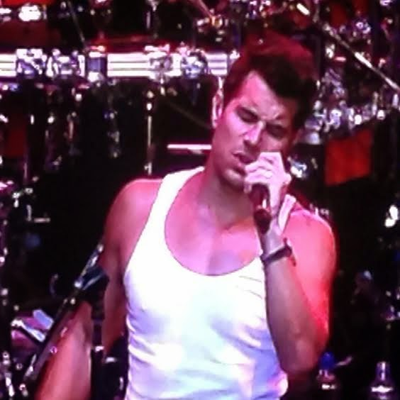 Nick Hexum of 311, 2014
