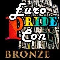 Bronze Sponsor for Euro Pride Con