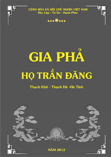 Gia Pha Ho Tran Dang