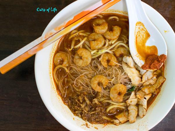 Mu Tong Hokkien Mee 木桶福建面 @ Sin Hwa Coffee Shop, Penang
