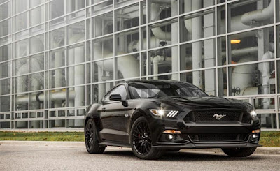 2016 Ford Mustang GT350 Coupe Review