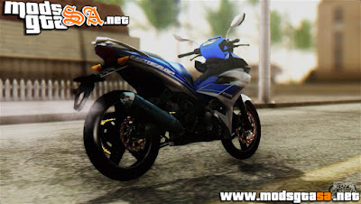 SA - Yamaha MX KING 150