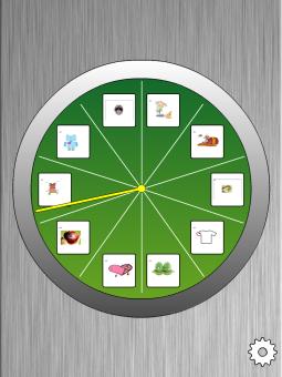 Image Spinner App