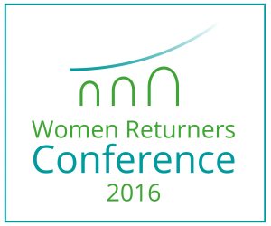 Women Returners Conference 2016