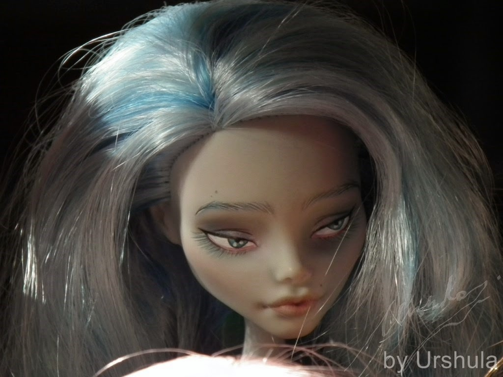 Ghoulia by Xhanthi
