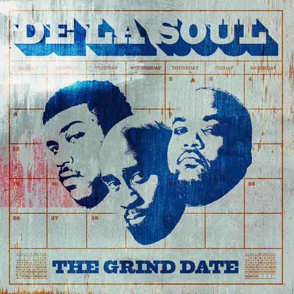 De La Soul - The Grind Date Cover