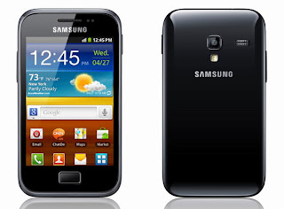 Harga handphone Samsung Galaxy Ace Plus S7500