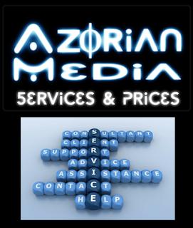 """AzM: Website Design- """"Other Services"""""""