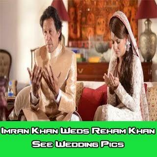 Imran Khan Weds Reham Khan