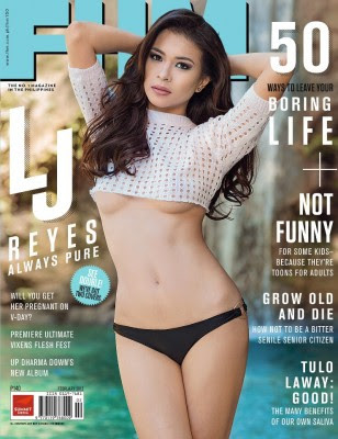 2013 FHM Philippines February