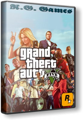 Grand Theft Auto V Royal Edition Multi15 Repack (v2) By RG Games + FIXED Errors