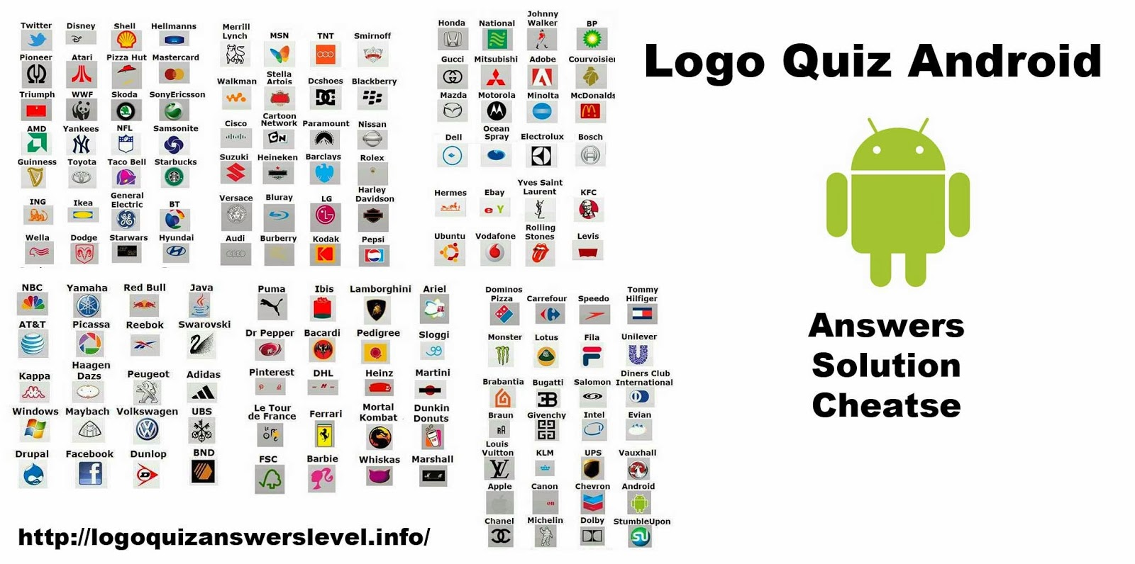 Logo Games and Quizzes | Worlds Logo