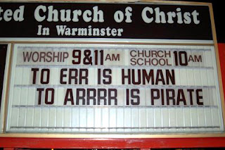 http://www.funnysigns.net/to-arrrr-is-pirate/