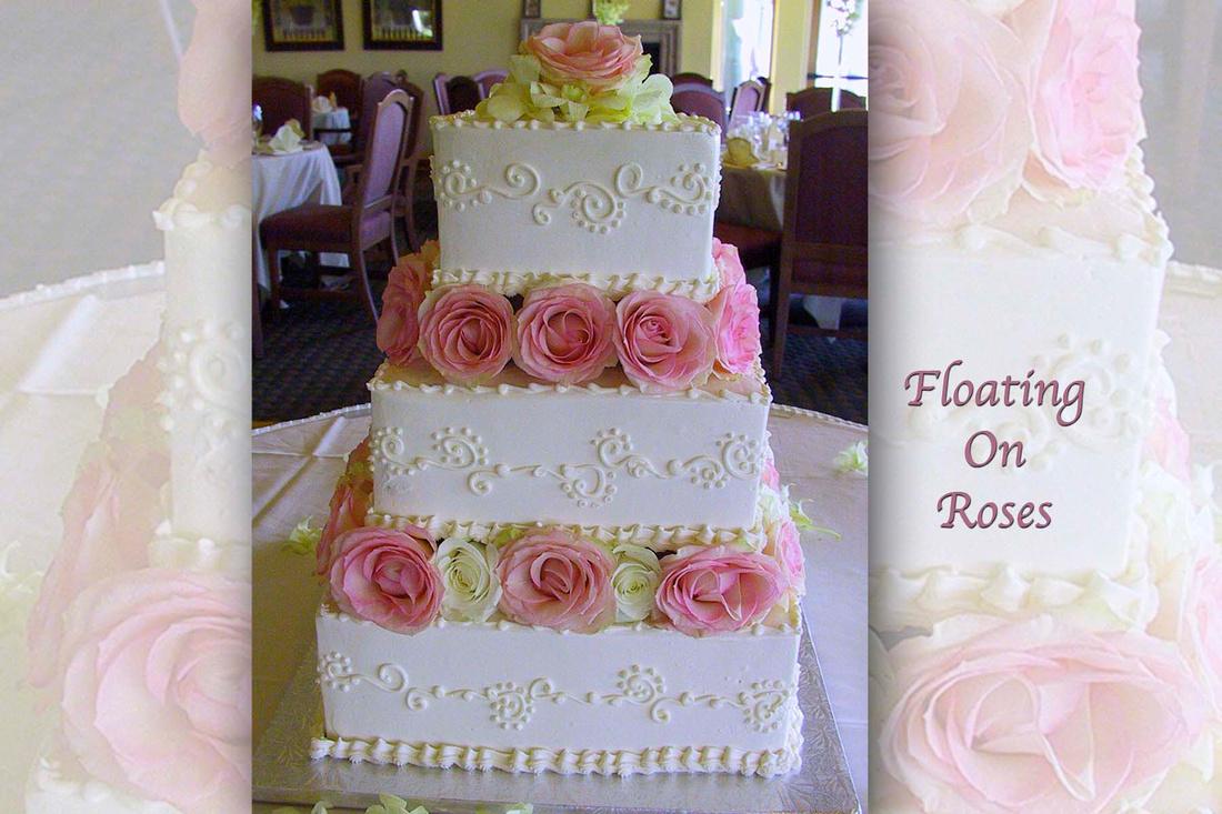 Wedding Cakes San Luis Obispo County