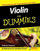 Dummies Free Ebook, Learn How To Play Violin