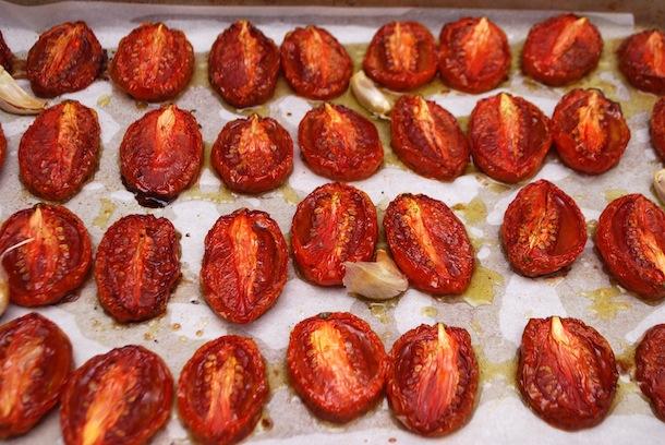 Preserving Summer: Slow-Roasted Tomatoes - Always Order Dessert
