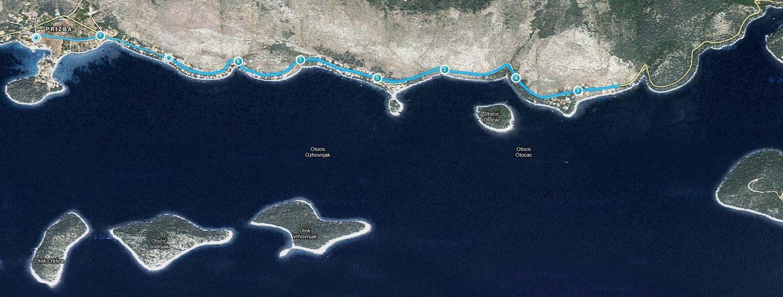 prywatne kwatery na chorwacja forum crikvenica mapa