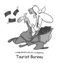 Tourism Board Spends People Money